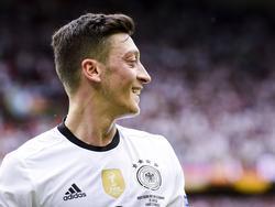 Mesut Özil will sich weiter steigern