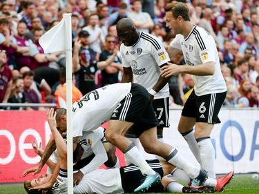 El Fulham sube a la Premier gracias a un tanto de Tom Cairney. (Foto: Getty)
