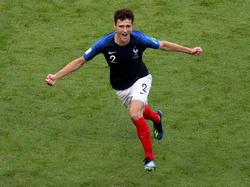 Benjamin Pavard erzielte ein spektakuläres Tor gegen Argentinien