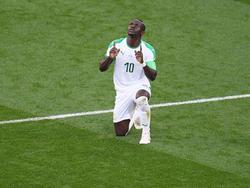 Sadio Mané soll Senegal in die K.o.-Runde der WM führen