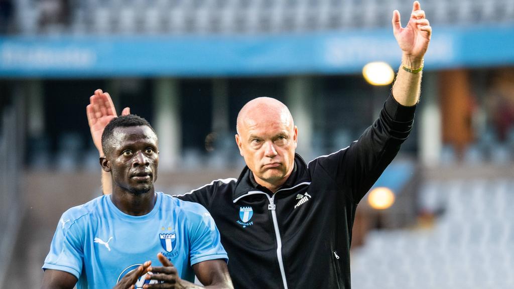 Uwe Rösler und Malmö FF haben die erste Runde der CL-Quali überstanden