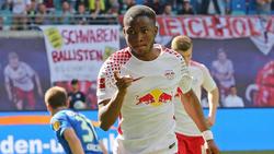 RB Leipzig will den zuvor ausgeliehenen Ademola Lookman verpflichten