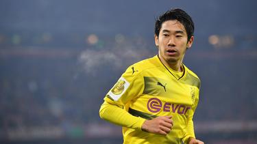 Besiktas soll angeblich an Shinji Kagawa von Borussia Dortmund interessiert sein