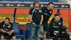 Rückschlag für Stefan Krämer und den KFC Uerdingen