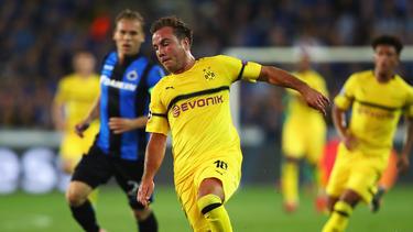 Steffen Freund geht nicht von einer BVB-Zukunft für Mario Götze aus