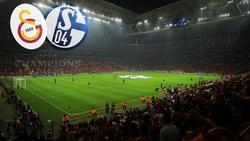 Im Türk Telekom Stadion geht es traditionell hoch her