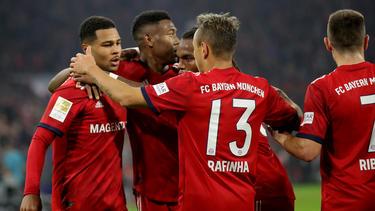 El Bayern no está viviendo su mejor temporada. (Foto: Getty)