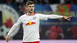 Timo Werner wechselt wohl nicht von RB Leipzig zum BVB