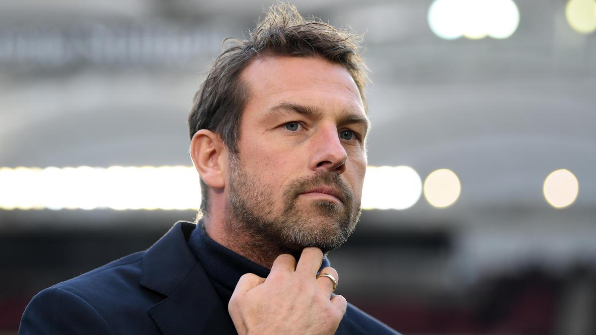 Coach Markus Weinzierl verlor neun der letzten zwölf Spiele mit dem VfB