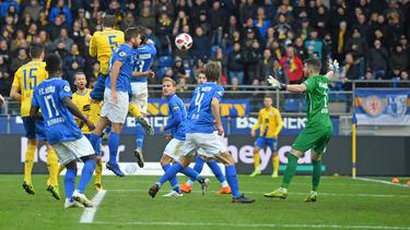 Braunschweig siegt gegen Rostock mit 2:0