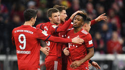 Der FC Bayern ist im März eine Macht