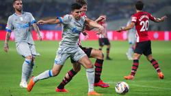Nassim Boujellab spielt ab sofort für die Profis des FC Schalke 04