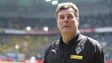 Dieter Hecking verlässt Gladbach nach der Saison