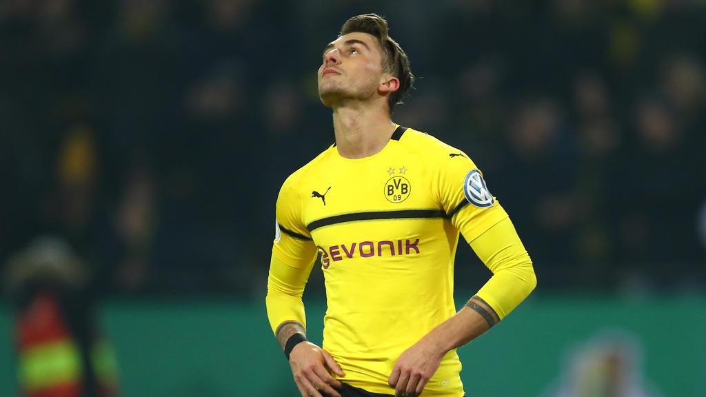 Maximilian Philipp vor Wechsel vom BVB zum VfL Wolfsburg