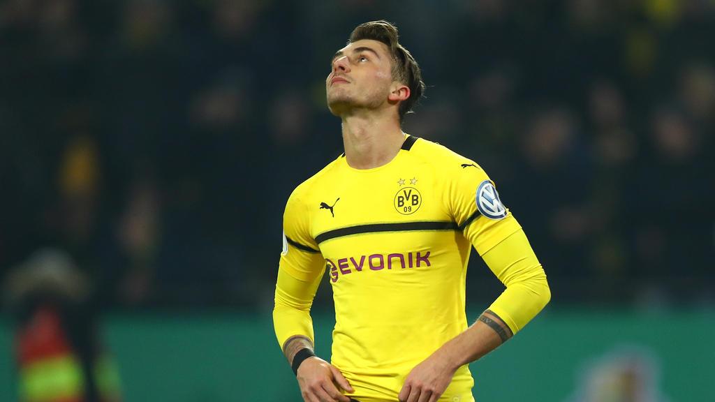 Maximilian Philipp könnte den BVB noch verlassen