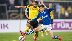 Paul-Philipp Besong wird den BVB verlassen