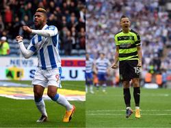 Kachunga (l.) und Löwe bleiben bei Huddersfield Town