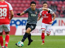 Ja-Cheol Koo könnte im Falle seiner WM-Nominierung auf das DFB-Team treffen