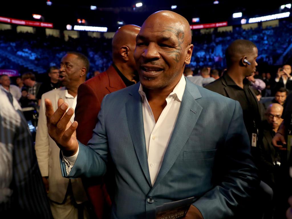 Mike Tyson wechselt mal wieder die Branche