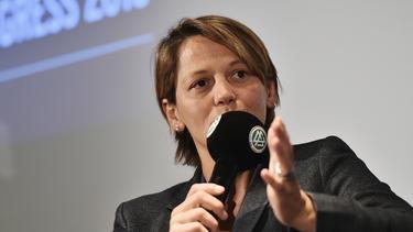 Die Frauen von Bayern München wollen den VfL Wolfsburg stürzen
