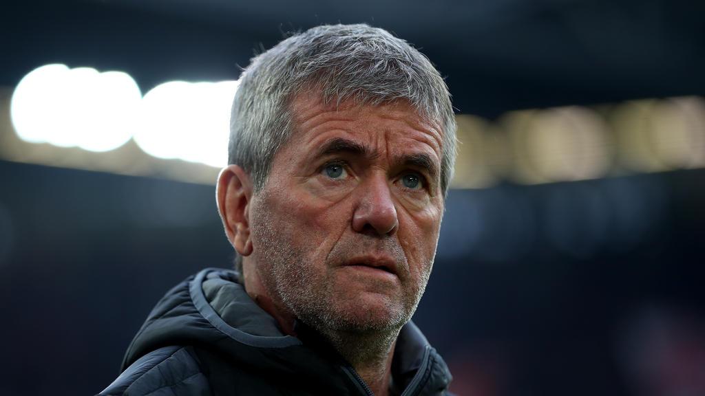 Fortuna Düsseldorf will mit Trainer Friedhelm Funkel vorzeitig verlängern