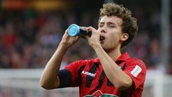 Dem SC Freiburg droht der Ausfall von Luca Waldschmidt