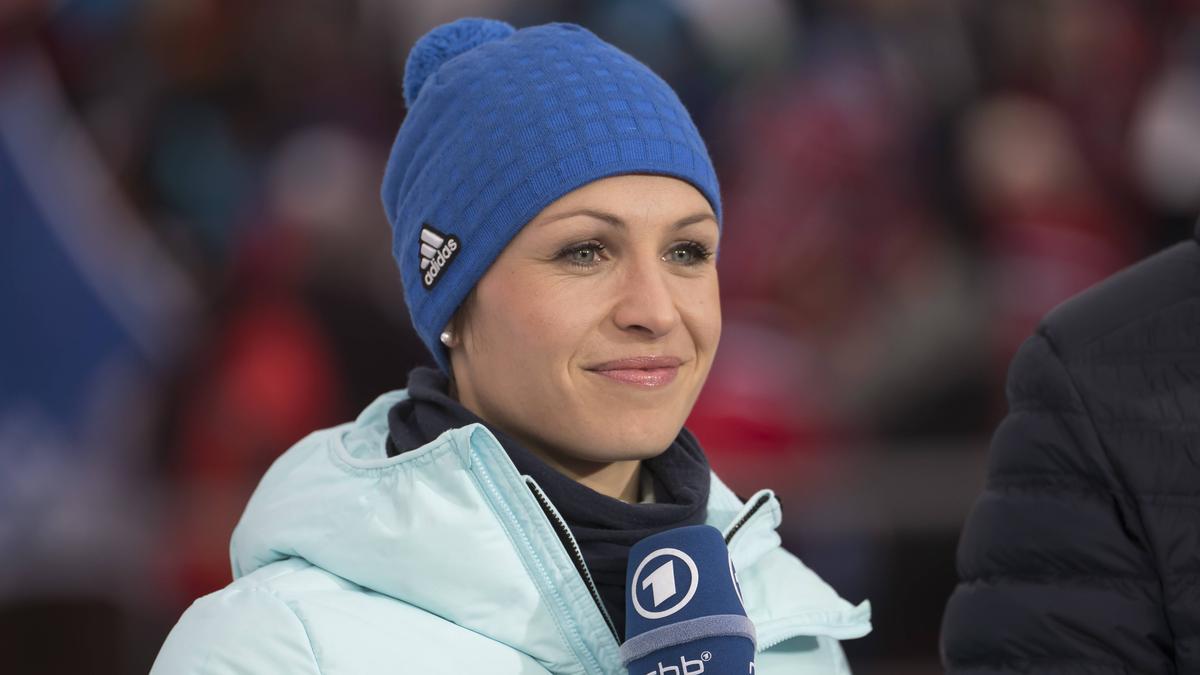 Magdalena Neuner beendet ihre TV-Tätigkeit