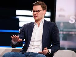 Jonas Baer-Hoffmann im ZDF Sportstudio