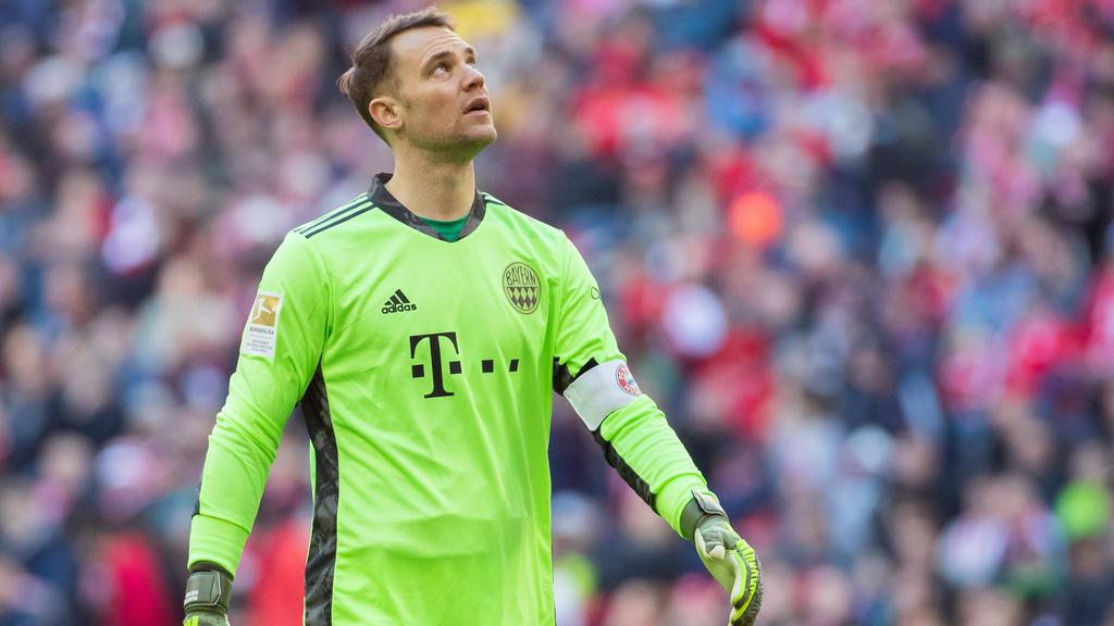 Wie geht es für Manuel Neuer beim FC Bayern weiter?
