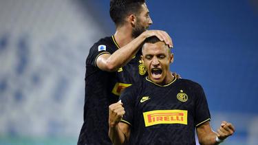 Inter ist wieder Zweiter in Italien
