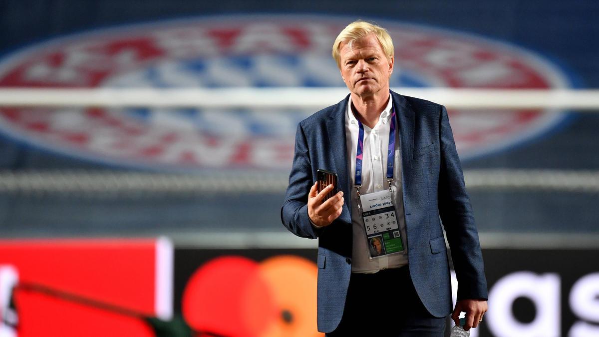 Hält sich für den perfekten Bayern-Boss: Oliver Kahn