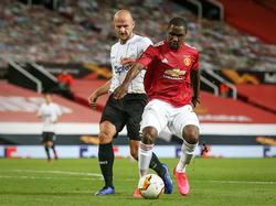 Für den LASK gab's gegen Manchester United nichts zu holen