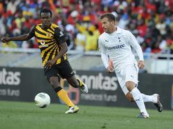 Die Kaizer Chiefs messen sich freundschaftlich mit Tottenham