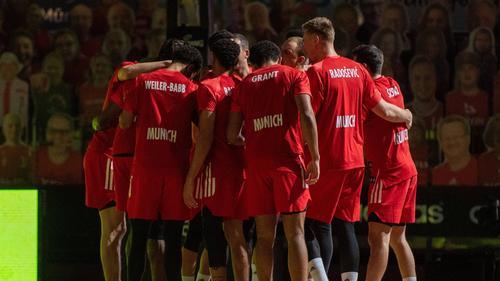 Der FC Bayern bleibt in der BBL oben