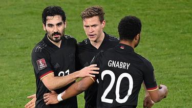 Gündogan hat sich zur Lage des DFB-Teams geäußert