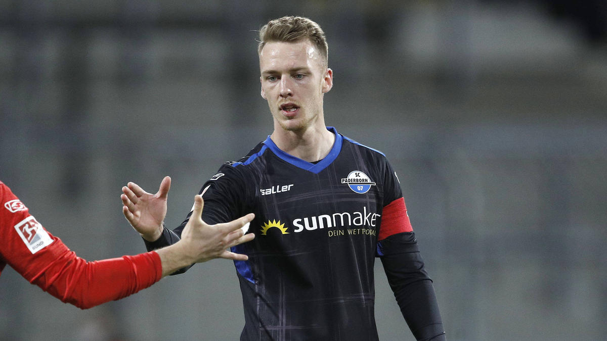 Sebastian Schonlau wechselt vom SC Paderborn zum HSV