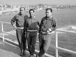 Spanien bereitet sich auf die WM 1962 vor