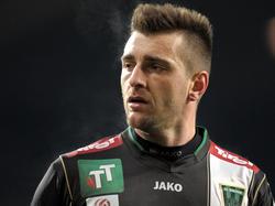 Miroslav Milosevic hört aus privaten Gründen bei Wacker auf.