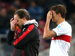 Blankes ensetzen beim VfB