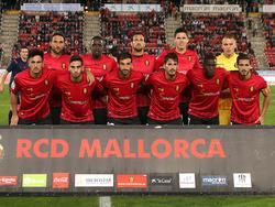 Mallorcas Startelf gegen Real Zaragoza