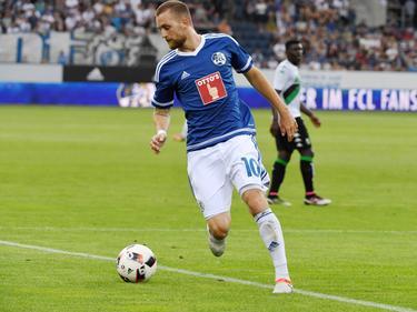 Jakob Jantscher muss sich mit Luzern von der internationalen Bühne verabschieden
