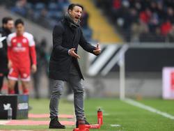 Niko Kovac gilt immer noch als Favorit auf die Nachfolge von Jupp Heynckes