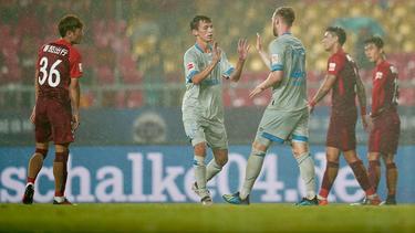 Testerfolg für den FC Schalke 04