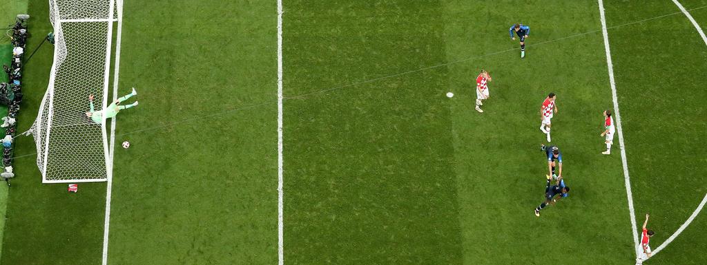 Pogba besorgt das 3:1!