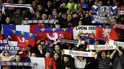 Ein Fan von Olympique Lyon wurde lebenslang gesperrt