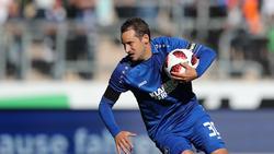Anton Fink und der Karlsruher SC sind Herbstmeister in der 3. Liga