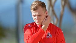 Johannes Geis wechselte vom FC Schalke 04 zum 1. FC Köln
