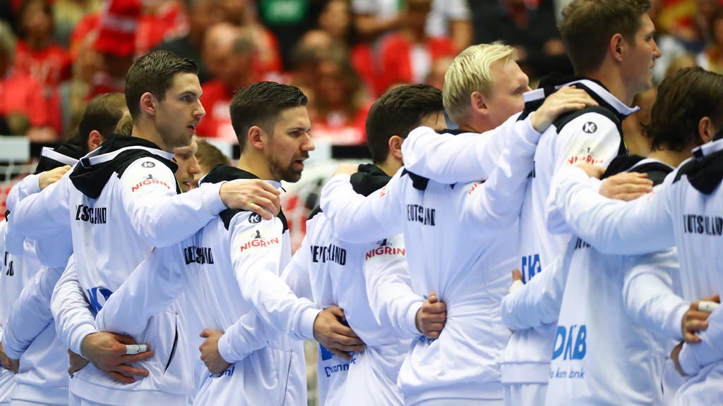 Deutschland musste sich am Ende der Handball-WM mit Platz vier begnügen