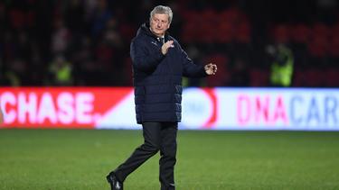 Roy Hodgson, Trainer von Crystal Palace, hat einen Altersrekord in der Premier League aufgestellt