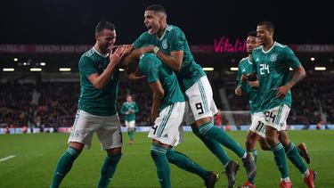 Die DFB-Junioren reisen als Titelfavorit zur EM nach Italien und San Marino